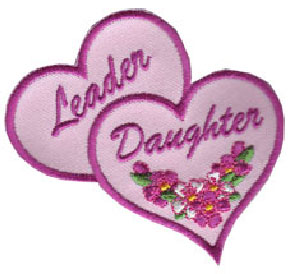 Leader Daughter Hearts
