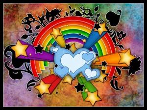 Bridging Rainbow
