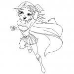 Super Girl Scout